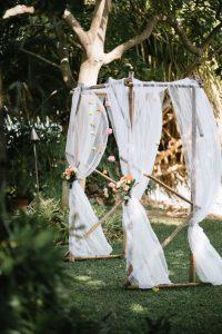 ceremony arbor